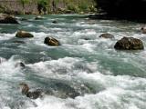 rivière alpine