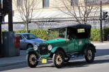 la Ford T de la rue Fleury