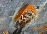 grille rouillée