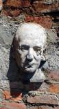 visage de plâtre