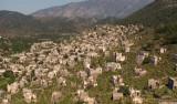 Turquie, village fantôme