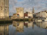 entrée du port de La Rochelle