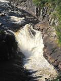 des cascades grandioses