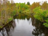 le ruisseau de la belle rivière