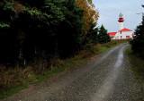 arrivée au phare de Métis