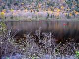 canots rouges