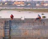 Les jeunes pêcheurs