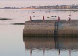 le quai des pêcheurs Rimouski