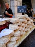 la pyramide  de fromage