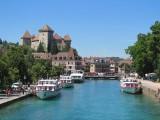 Annecy et son château