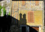ombres de cheminées