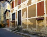 Une façade hors des anciens murs