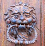 lion de porte