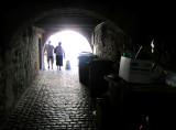 passage tunnel
