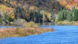 L'incroyable eau bleue de la rivière