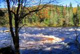 rapide de rivière