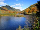 La Sautauriski, l'automne