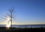 bord de mer à Rimouski
