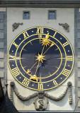 l'horloge de Berne