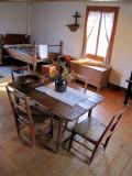 intérieur québecois, maison ancestrale