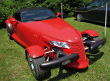 roadster rouge