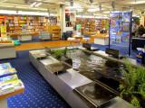 Thalia librairie avantgardiste  à Berne