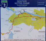 Sentier Notre-Dame  kapatakan