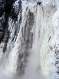 la chute en janvier 2011