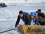 #15 on débarque du canot