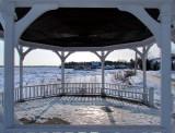 vue du pavillon