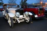 Rolls Royce du début du XXe siècle