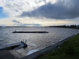 le lac Saint-Jean à Péribonka
