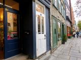 Les antiquaires de la rue St-Paul