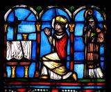 devant l'autel