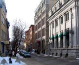 La rue des antiquaires