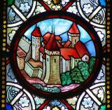 vitrail de Lausanne