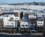 Le Petit Champlain vu de haut