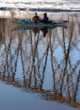 Kayak et traxel