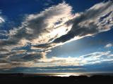 Le voile de nuages