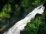 cascade à Rivière-du-Loup