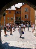 Vers la vieille ville