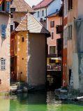 les canaux de la vieille ville