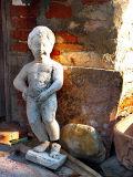 Casina di Cornia, le petit Manneken pis toscan