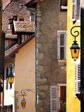 Annecy, les trois luminaires