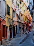 dans les rues de Porto Venere