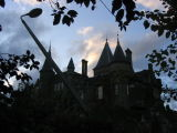 Haunted castle 2 (Fastlane peace camp-Scotland)