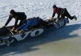 3 équipiers de Volvo