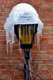 chapeau glacé