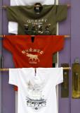 T-shirts variés