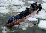 325 s'arrête sur la glace